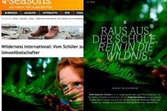4Seasons – Wilderness International