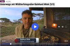 HR3 - Fünteilige Dokuserie: Von den Berggorillas in Uganda in die Serengeti