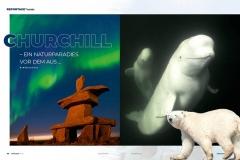 Unterwasser - Churchill