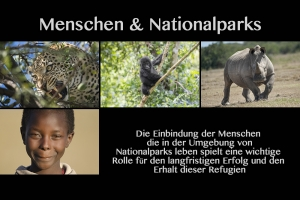 Galerie/Ausstellung: Menschen & Nationalparks