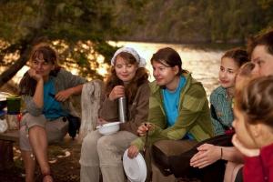 Wilderness International Schüler-Expedition - Überleben im Gleichgewicht der Natur - Kanada