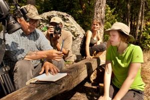 Making of - Wilderness International Schüler-Expedition - Überleben im Gleichgewicht der Natur - Kanada