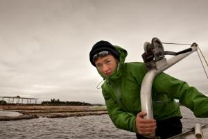 Wilderness International Schüler-Expedition - Anton & Fin ermitteln  - Kanada