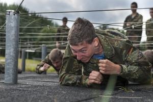 Auftragsreportage - Praktikum beim Sondereinsatz Kommando der Marine