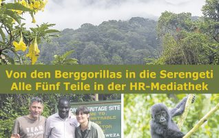 HR3: Expedition Afrika – vom Regenwald in die Serengeti